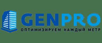 Genpro логотип