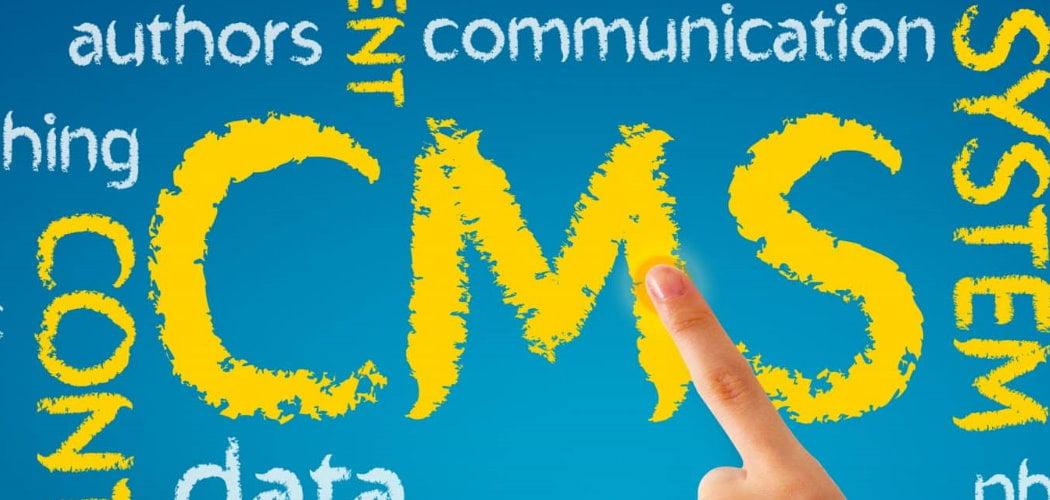 Что такое CMS: назначение, виды, правила выбора
