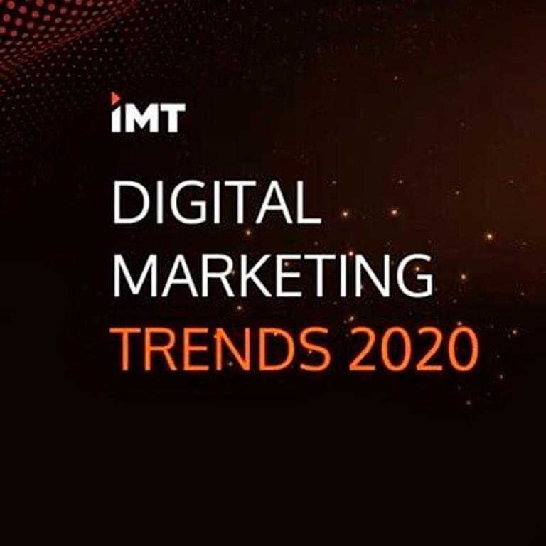 EXPANS на DIGITAL MARKETING Trends 2020