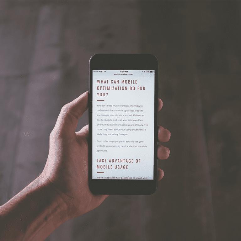 Адаптивная вёрстка сайта или мобильная версия: что лучше?